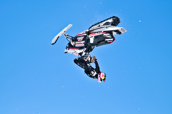 Winter X-Games 15 Aspen Col. Jan 27-30